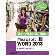 Enhanced Microsoft Word 2013 Comprehensive by Vermaat, Misty E., 9781305507210