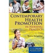 Contemporary Health Promotion in Nursing Practice (Book with Access Code)