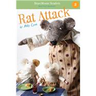 Rat Attack: A Short Vowel Adventure by Coxe, Molly, 9781940947211