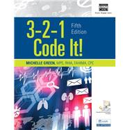 3-2-1 Code It! (with Cengage EncoderPro.com Demo Printed Access Card) by Green, Michelle A., 9781285867212