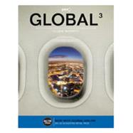 GLOBAL 3 (with CourseMate Printed Access Card) by Peng, Mike W., 9781305627215