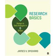 Research Basics by Spickard, 9781483387215