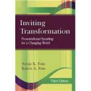 Inviting Transformation by Foss, Sonja K.; Foss, Karen A., 9781577667216