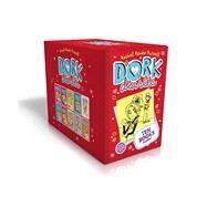 Dork Diaries Box Set (Ten Books Inside!) Dork Diaries; Dork Diaries 2; Dork Diaries 3; Dork Diaries 3 1/2; Dork Diaries 4; Dork Diaries 5; Dork Diaries 6; Dork Diaries 7; Dork Diaries 8; Dork Diaries 9 by Russell, Rachel Renée, 9781481447218