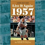 Live It Again 1957 by Sprunger, Barb, 9781573677219
