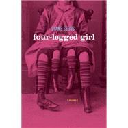 Four-Legged Girl Poems by Seuss, Diane, 9781555977221