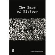 The Laws of History by Snooks; Graeme, 9781138007222