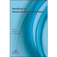 Handbook of Advanced Multilevel Analysis by Hox; Joop, 9781841697222