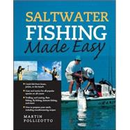 Saltwater Fishing Made Easy by Pollizotto, Martin, 9780071467223