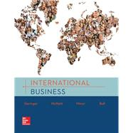 International Business by Geringer, Michael; McNett, Jeanne; Minor, Michael; Ball, Donald, 9781259317224