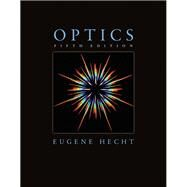 Optics by Hecht, Eugene, 9780133977226