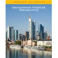 International Financial Management, Abridged by Madura, Jeff, 9781305117228