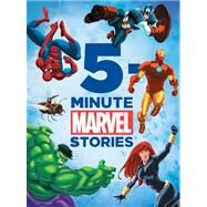 5-Minute Marvel Stories by Disney Book Group; Disney Book Group, 9781423167228