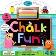 Schoolies: Chalk Fun by Crimi-Trent, Ellen; Priddy, Roger, 9780312517229