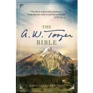 Holy Bible: King James Version A. W. Tozer Bible by Hendrickson Publishers; Tozer, A. W. (CON), 9781598567229