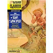 Classics Illustrated #19: The Adventures of Tom Sawyer by Twain, Mark; Ploog, Michael, 9781597077231