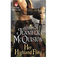 Her Highland Fling by McQuiston, Jennifer, 9780062387233