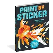 Paint by Sticker by Workman Publishing, 9780761187233