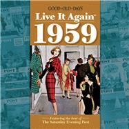Live It Again 1959 by Annie's, 9781573677233