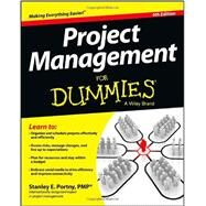 Project Management for Dummies by Portny, Stanley E., 9781118497234