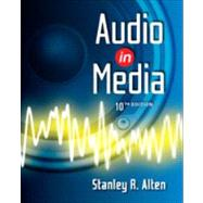 Audio in Media by Alten, Stanley R., 9781133307235