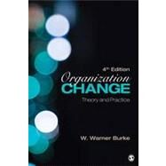 Organization Change by Burke, W. Warner, 9781452257235