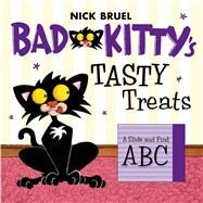Bad Kitty's Tasty Treats A Slide and Find ABC by Bruel, Nick, 9780312517236