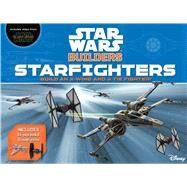 Star Wars Builders: Starfighters by Bray, Adam, 9781626867239