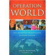 Operation World by Mandryk, Jason, 9780830857241