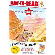 Wonders of America Ready-to-Read: The Grand Canyon / Niagara Falls / The Rocky Mountains / Mount Rushmore/ The Statue of Liberty / Yellowstone by Bauer, Marion Dane; Wallace, John, 9781481427241