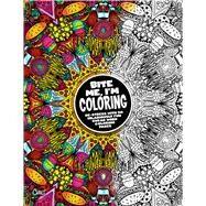 Bite Me, I'm Coloring by Brueckner, John; Carolino, Joey, 9781604337242