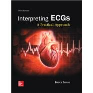 Interpreting ECGs: A Practical Approach by Shade, Bruce, 9781260017243