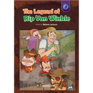 The Legend of Rip Van Winkle by Jackson, Melanie, 9780993897245