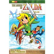The Legend of Zelda, Vol. 10 Phantom Hourglass by Himekawa, Akira; Himekawa, Akira, 9781421537245