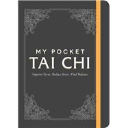 My Pocket Tai Chi by Adams Media, 9781507207246