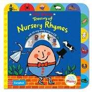 Lucy Cousins Treasury of Nursery Rhymes by Cousins, Lucy, 9781447277248