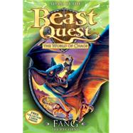 Beast Quest: 33: Fang the Bat Fiend by Blade, Adam, 9781408307250