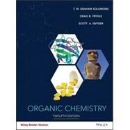 Organic Chemistry by Solomons, T. W. Graham; Fryhle, Craig B.; Snyder, Scott A., 9781119077251