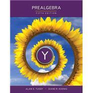 Prealgebra by Tussy, Alan S.; Koenig, Diane, 9781285737256