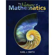 Nature of Mathematics by Smith, Karl J., 9781133947257