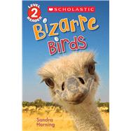 Bizarre Birds (Scholastic Reader, Level 2) by Horning, Sandra, 9781338047257