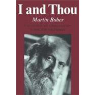 I and Thou by Buber, Martin, 9780684717258