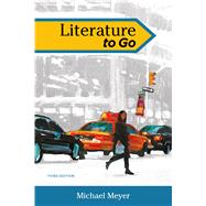 Literature to Go by Meyer, Michael, 9781319037260
