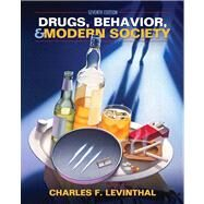 Drugs, Behavior, and Modern Society by Levinthal, Charles F., 9780205037261