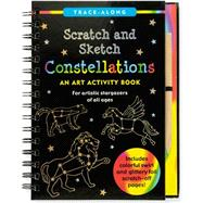Constellations Scratch & Sketch by Peter Pauper Press, Inc., 9781441317261