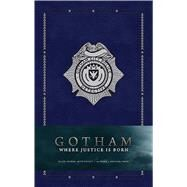 Gotham Hardcover Ruled Journal by Editions, Insight, 9781608877263