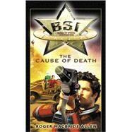 BSI: Starside: The Cause of Death by ALLEN, ROGER MACBRIDE, 9780553587265