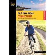 Best Bike Rides Connecticut by Durishin, Richard, 9780762787265