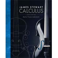 Calculus Early Transcendentals by Stewart, James, 9781305267268