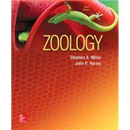 Zoology by Miller, Stephen; Harley, John, 9780077837273